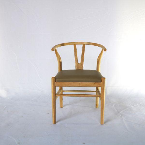 Ghế cafe - Ghế ăn Wishbone gỗ cao su, sản phẩm chất lượng xuất khẩu, giá rẻ