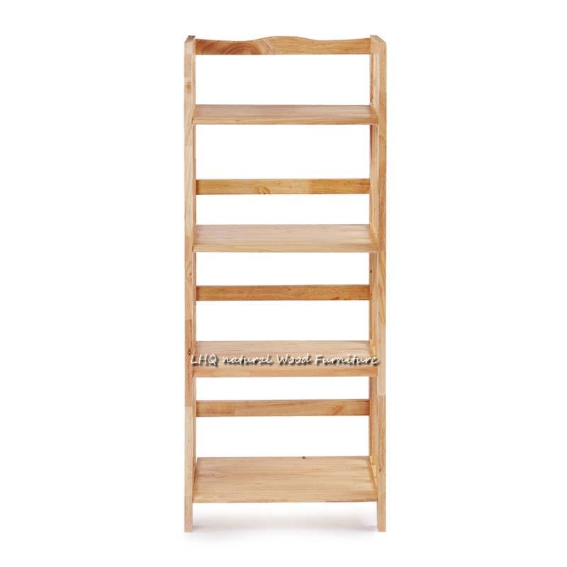 Kệ sách gỗ 4 tầng rộng 50cm